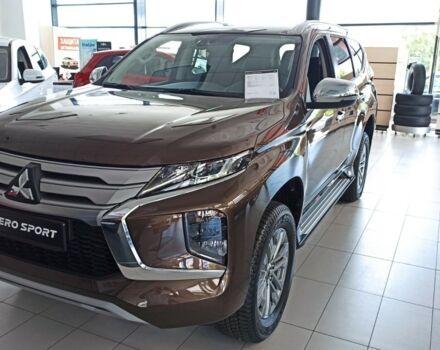 купить новое авто Мицубиси Паджеро Спорт 2021 года от официального дилера Mitsubishi Motors Чернівці Мицубиси фото