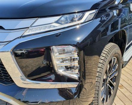 купить новое авто Мицубиси Паджеро Спорт 2021 года от официального дилера Автоцентр Талисман Краматорск Мицубиси фото