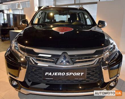 Мицубиси Паджеро Спорт, объемом двигателя 2.4 л и пробегом 0 тыс. км за 38481 $, фото 1 на Automoto.ua