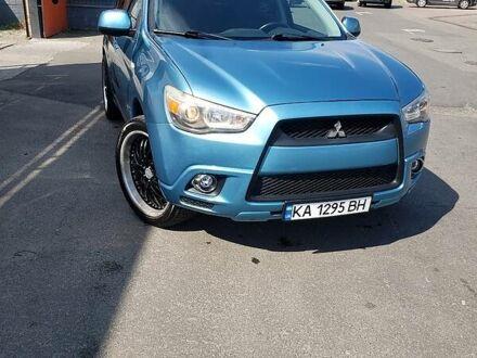Синий Мицубиси РВР, объемом двигателя 2 л и пробегом 90 тыс. км за 9999 $, фото 1 на Automoto.ua