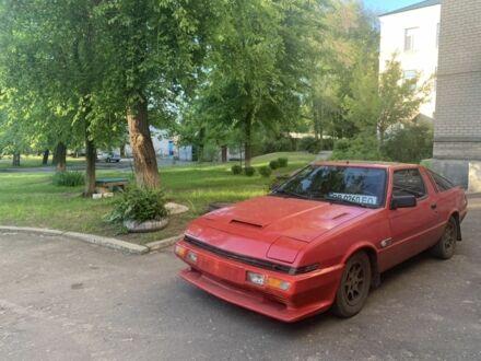 Красный Мицубиси Старион, объемом двигателя 2 л и пробегом 150 тыс. км за 3900 $, фото 1 на Automoto.ua