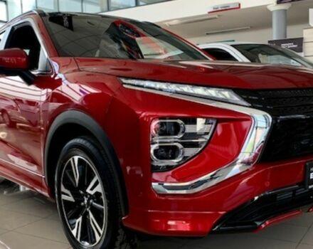 купити нове авто Міцубісі Eclipse Cross 2021 року від офіційного дилера Форвард-Авто Міцубісі фото