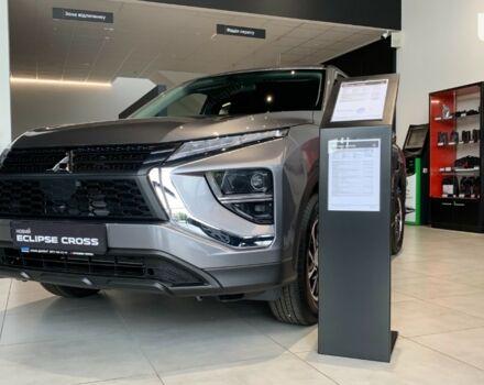 купити нове авто Міцубісі Eclipse Cross 2021 року від офіційного дилера Альфа Діамант Міцубісі фото