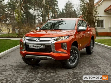 Мицубиси New L 200, объемом двигателя 2.4 л и пробегом 0 тыс. км за 34787 $, фото 1 на Automoto.ua