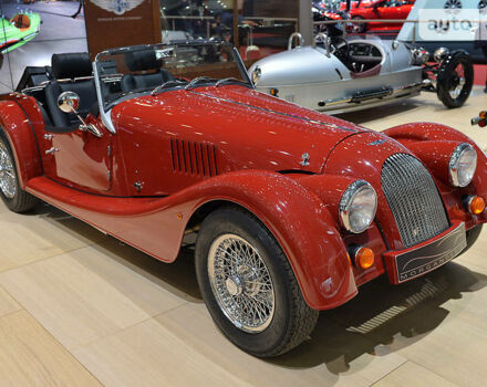 Красный Морган Плюс 4, объемом двигателя 2 л и пробегом 1 тыс. км за 77000 $, фото 1 на Automoto.ua