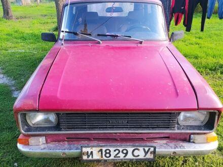 Червоний Москвич / АЗЛК 2137, об'ємом двигуна 15 л та пробігом 200 тис. км за 450 $, фото 1 на Automoto.ua