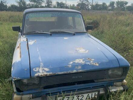 Синий Москвич / АЗЛК 2137, объемом двигателя 1.59 л и пробегом 1 тыс. км за 400 $, фото 1 на Automoto.ua