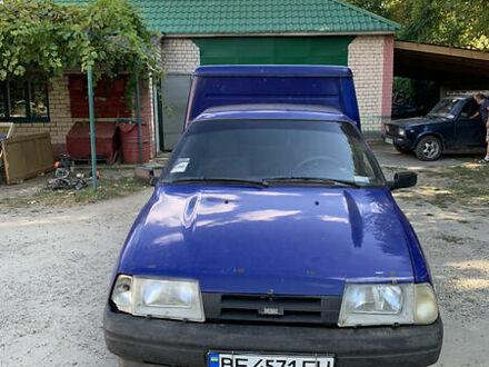 Синій Москвич / АЗЛК 2137, об'ємом двигуна 1.6 л та пробігом 316 тис. км за 1200 $, фото 1 на Automoto.ua