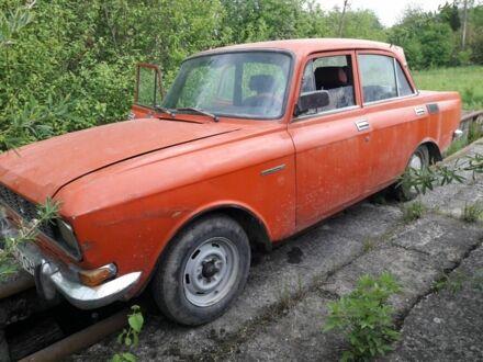 Червоний Москвич / АЗЛК 2138, об'ємом двигуна 1.3 л та пробігом 1 тис. км за 298 $, фото 1 на Automoto.ua