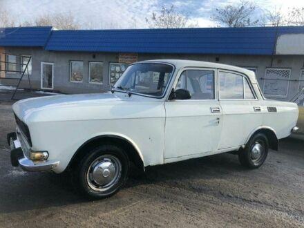 Белый Москвич / АЗЛК 2140, объемом двигателя 1.5 л и пробегом 1 тыс. км за 644 $, фото 1 на Automoto.ua