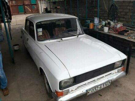 Белый Москвич / АЗЛК 2140, объемом двигателя 1.5 л и пробегом 1 тыс. км за 429 $, фото 1 на Automoto.ua
