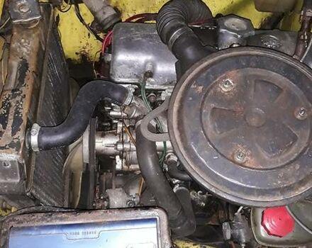 Желтый Москвич / АЗЛК 2140, объемом двигателя 1.5 л и пробегом 100 тыс. км за 700 $, фото 1 на Automoto.ua