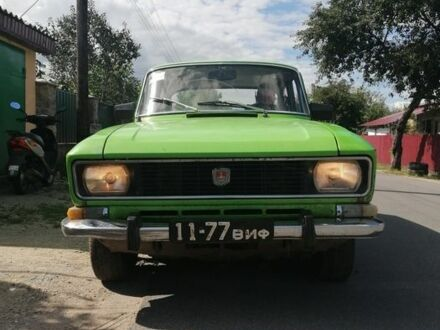 Зелений Москвич / АЗЛК 2140, об'ємом двигуна 1.5 л та пробігом 100 тис. км за 554 $, фото 1 на Automoto.ua