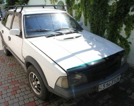 Білий Москвич / АЗЛК 2141, об'ємом двигуна 1 л та пробігом 2 тис. км за 899 $, фото 1 на Automoto.ua