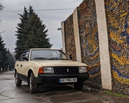 Бежевий Москвич / АЗЛК 2141, об'ємом двигуна 1.5 л та пробігом 192 тис. км за 1500 $, фото 1 на Automoto.ua