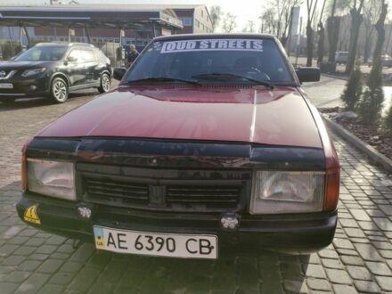 Червоний Москвич / АЗЛК 2141, об'ємом двигуна 1.7 л та пробігом 2 тис. км за 2500 $, фото 1 на Automoto.ua