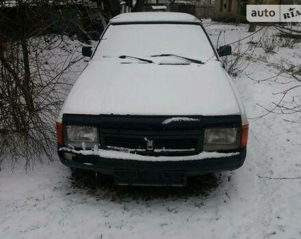 Білий Москвич / АЗЛК 2141, об'ємом двигуна 1.6 л та пробігом 2 тис. км за 600 $, фото 1 на Automoto.ua