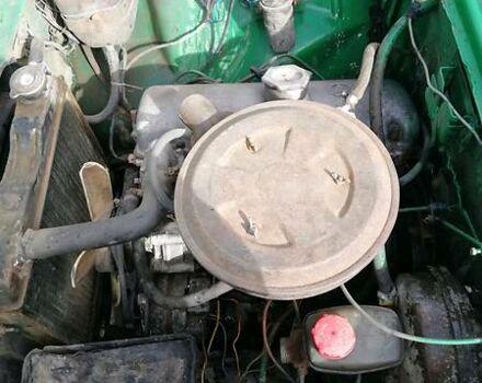 Зеленый Москвич / АЗЛК 2716, объемом двигателя 1.5 л и пробегом 50 тыс. км за 416 $, фото 1 на Automoto.ua
