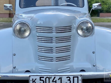 Сірий Москвич / АЗЛК 401, об'ємом двигуна 1.3 л та пробігом 10 тис. км за 9999 $, фото 1 на Automoto.ua