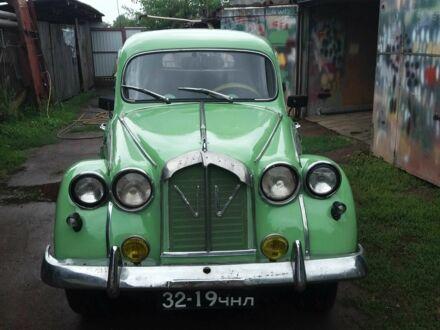 Зелений Москвич / АЗЛК 401, об'ємом двигуна 1.5 л та пробігом 100 тис. км за 5000 $, фото 1 на Automoto.ua