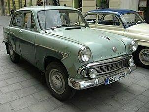 Сірий Москвич / АЗЛК 402, об'ємом двигуна 1.2 л та пробігом 1 тис. км за 750 $, фото 1 на Automoto.ua