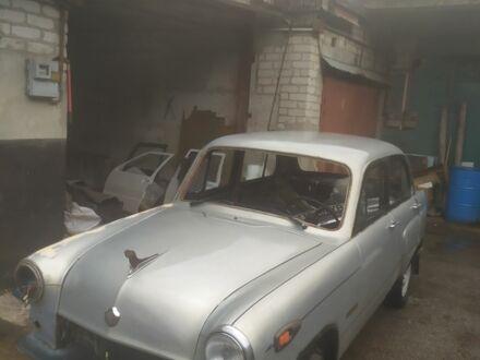 Сірий Москвич / АЗЛК 402, об'ємом двигуна 1.5 л та пробігом 10 тис. км за 373 $, фото 1 на Automoto.ua