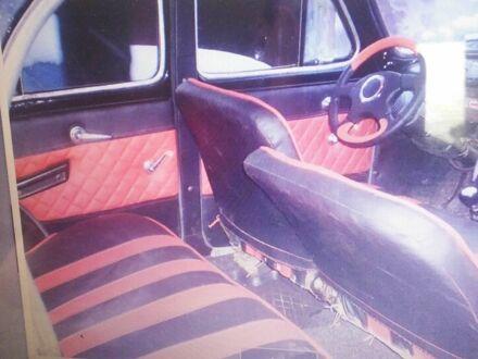 Черный Москвич / АЗЛК 403, объемом двигателя 2 л и пробегом 1 тыс. км за 1200 $, фото 1 на Automoto.ua