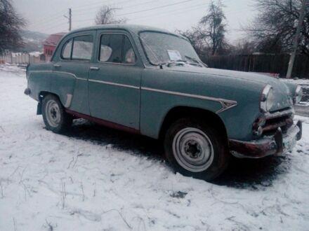 Синій Москвич / АЗЛК 403, об'ємом двигуна 1.3 л та пробігом 100 тис. км за 1300 $, фото 1 на Automoto.ua