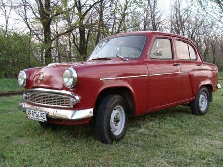 Червоний Москвич / АЗЛК 407, об'ємом двигуна 1.36 л та пробігом 1 тис. км за 2500 $, фото 1 на Automoto.ua