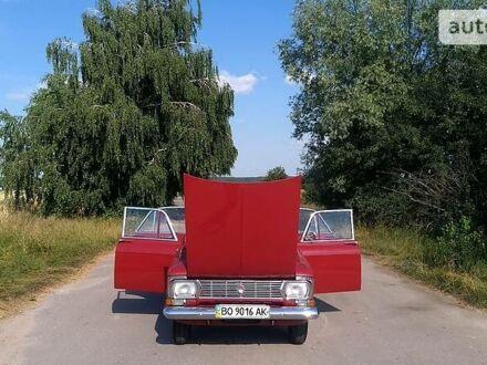 Червоний Москвич / АЗЛК 408, об'ємом двигуна 1.3 л та пробігом 26 тис. км за 4500 $, фото 1 на Automoto.ua