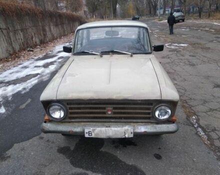 Серый Москвич / АЗЛК 408, объемом двигателя 1.3 л и пробегом 1 тыс. км за 200 $, фото 1 на Automoto.ua