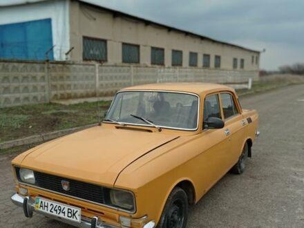 Апельсин Москвич / АЗЛК 412, об'ємом двигуна 1.46 л та пробігом 20 тис. км за 463 $, фото 1 на Automoto.ua