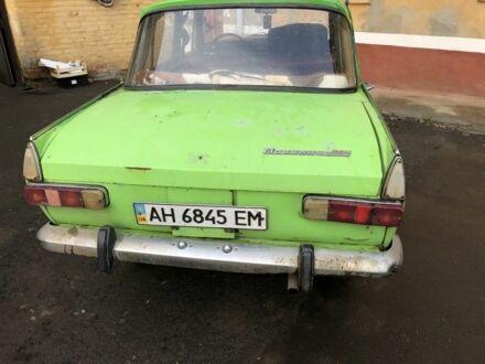 Зелений Москвич / АЗЛК 412, об'ємом двигуна 1.5 л та пробігом 1 тис. км за 463 $, фото 1 на Automoto.ua