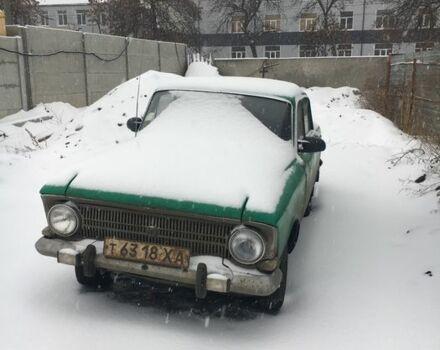 Зелений Москвич / АЗЛК 412, об'ємом двигуна 1.5 л та пробігом 89 тис. км за 550 $, фото 1 на Automoto.ua