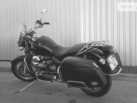 Черный Мото Гуззи Калифорния, объемом двигателя 1.1 л и пробегом 14 тыс. км за 8900 $, фото 1 на Automoto.ua