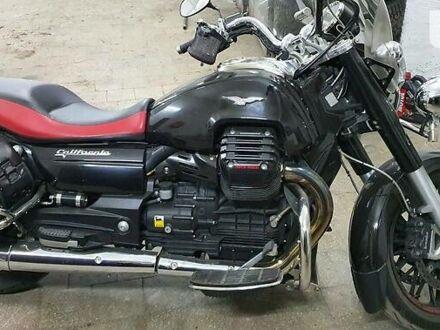 Черный Мото Гуззи Калифорния, объемом двигателя 1.4 л и пробегом 31 тыс. км за 9900 $, фото 1 на Automoto.ua