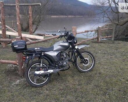 Серый Мустанг Dingo, объемом двигателя 0.12 л и пробегом 9 тыс. км за 495 $, фото 1 на Automoto.ua
