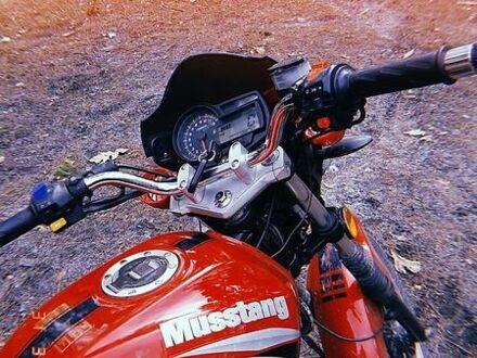 Красный Мустанг MT150 (Region), объемом двигателя 0.15 л и пробегом 10 тыс. км за 699 $, фото 1 на Automoto.ua