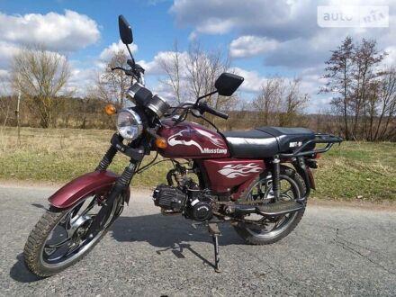 Червоний Мустанг MT 110, об'ємом двигуна 0.11 л та пробігом 1 тис. км за 395 $, фото 1 на Automoto.ua