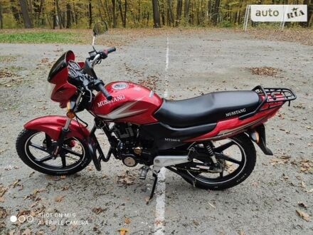 Красный Мустанг МТ 200-6, объемом двигателя 0.2 л и пробегом 5 тыс. км за 760 $, фото 1 на Automoto.ua