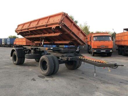 Оранжевый Нефаз 8560, объемом двигателя 0 л и пробегом 50 тыс. км за 5500 $, фото 1 на Automoto.ua