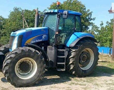 Синий Нью Холланд T, объемом двигателя 8.3 л и пробегом 7 тыс. км за 42452 $, фото 1 на Automoto.ua