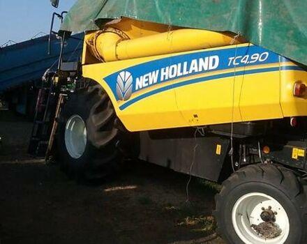 Оранжевый Нью Холланд TC, объемом двигателя 0 л и пробегом 4 тыс. км за 87264 $, фото 1 на Automoto.ua