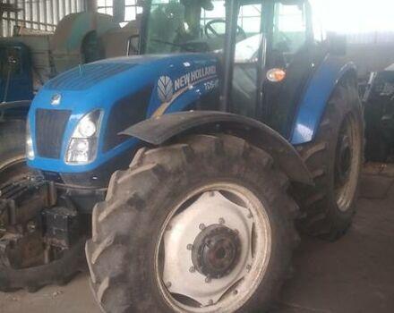 Синий Нью Холланд ТД, объемом двигателя 0 л и пробегом 2 тыс. км за 23000 $, фото 1 на Automoto.ua