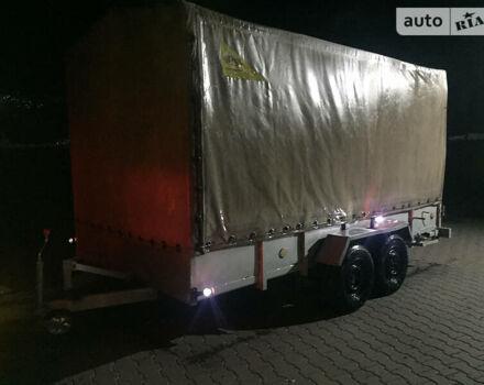 Серый Ниевиадов 2002, объемом двигателя 0 л и пробегом 100 тыс. км за 1500 $, фото 1 на Automoto.ua