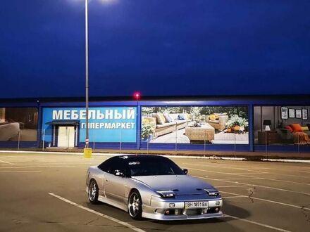 Серый Ниссан 200SX, объемом двигателя 1.8 л и пробегом 220 тыс. км за 18000 $, фото 1 на Automoto.ua