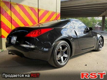 Чорний Ніссан 350Z, об'ємом двигуна 3.5 л та пробігом 93 тис. км за 12400 $, фото 1 на Automoto.ua