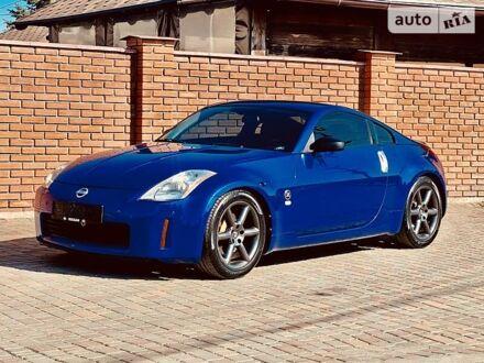 Синій Ніссан 350Z, об'ємом двигуна 3.5 л та пробігом 80 тис. км за 10300 $, фото 1 на Automoto.ua