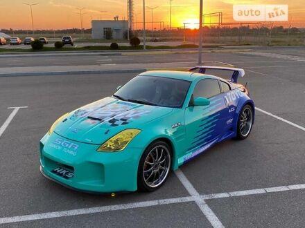 Зелений Ніссан 350Z, об'ємом двигуна 3.5 л та пробігом 23 тис. км за 17200 $, фото 1 на Automoto.ua