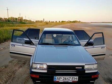 Сірий Ніссан Блюберд, об'ємом двигуна 2 л та пробігом 250 тис. км за 3500 $, фото 1 на Automoto.ua